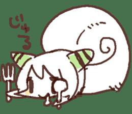 Snail-chan sticker #7531050