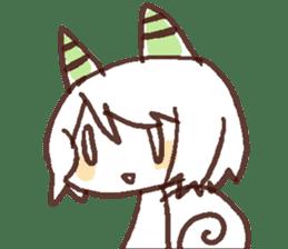 Snail-chan sticker #7531051