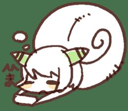 Snail-chan sticker #7531053