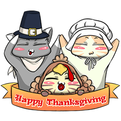 CatRabbit: Thanksgiving