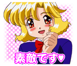Idol Janshi Suchie-Pai Character Sticker sticker #7533711