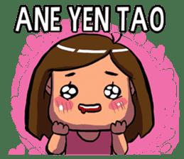 Medan Lang sticker #7533792
