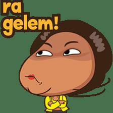 Mrs Ayu. The Javanese woman ( vol 2 ) sticker #7544684