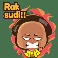 Mrs Ayu. The Javanese woman ( vol 2 ) sticker #7544686