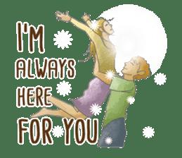 Feelings 2 sticker #7554143