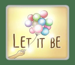 Feelings 2 sticker #7554147