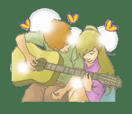 Feelings 2 sticker #7554150