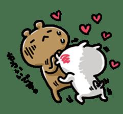 Love mode More Answer sticker #7556132
