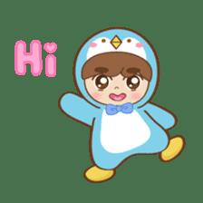 Chubby-Penguin sticker #7556492