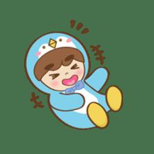 Chubby-Penguin sticker #7556493
