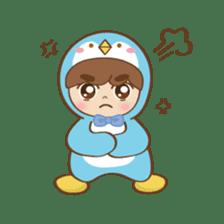 Chubby-Penguin sticker #7556494