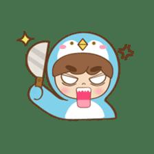 Chubby-Penguin sticker #7556495