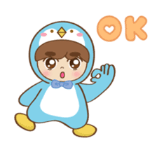 Chubby-Penguin sticker #7556504