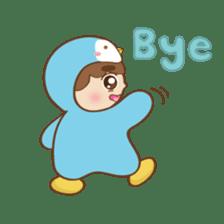 Chubby-Penguin sticker #7556505