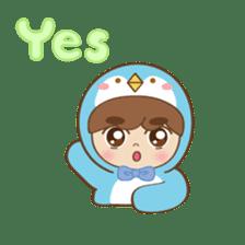 Chubby-Penguin sticker #7556506