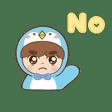 Chubby-Penguin sticker #7556507