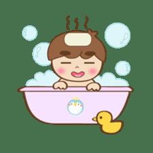 Chubby-Penguin sticker #7556508