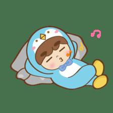 Chubby-Penguin sticker #7556510