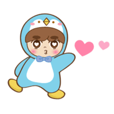 Chubby-Penguin sticker #7556513