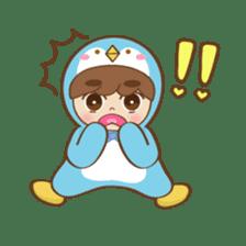 Chubby-Penguin sticker #7556515