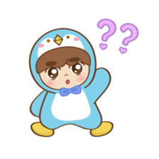 Chubby-Penguin sticker #7556517