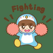 Chubby-Penguin sticker #7556518