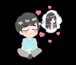 Cute Love Stories sticker #7557541