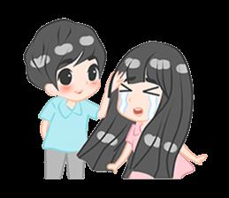 Cute Love Stories sticker #7557547
