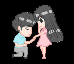 Cute Love Stories sticker #7557561