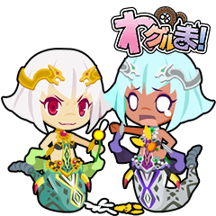Waguruma Sticker (Lamia)