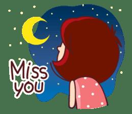 Little Pam 1 (English) sticker #7569967