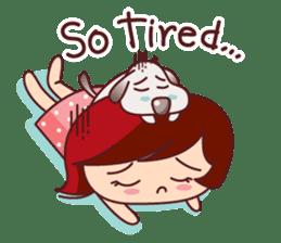 Little Pam 1 (English) sticker #7569976