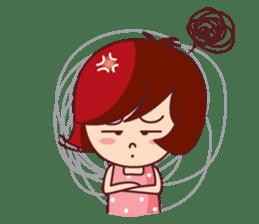 Little Pam 1 (English) sticker #7569979