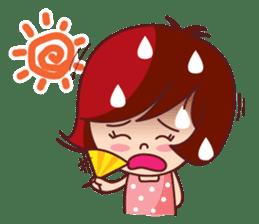 Little Pam 1 (English) sticker #7569992