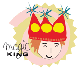 My collection of crowns sticker #7570177