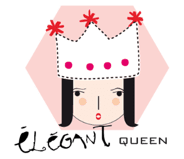 My collection of crowns sticker #7570188