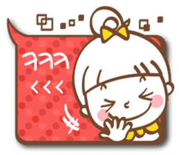 Korean and Japanese cute stickers sticker #7575317