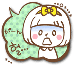 Korean and Japanese cute stickers sticker #7575323