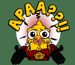Mas Garuda sticker #7578037