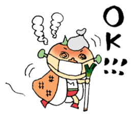 SUPER M BOY (English) sticker #7593111