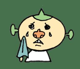 SUPER M BOY (English) sticker #7593127