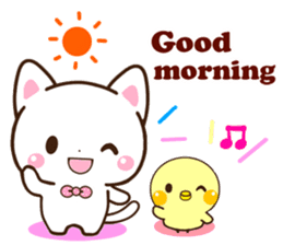Good friend Animals for you in English sticker #7596150