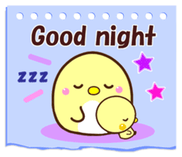 Good friend Animals for you in English sticker #7596159