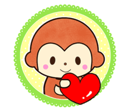 Good friend Animals for you in English sticker #7596171