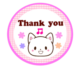 Good friend Animals for you in English sticker #7596172