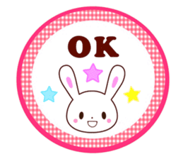 Good friend Animals for you in English sticker #7596173