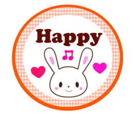 Good friend Animals for you in English sticker #7596175