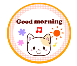 Good friend Animals for you in English sticker #7596176