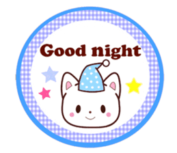 Good friend Animals for you in English sticker #7596177