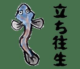 General purpose Eel sticker #7604062